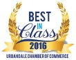 Urbandale Chamber of Commerce Best in Class